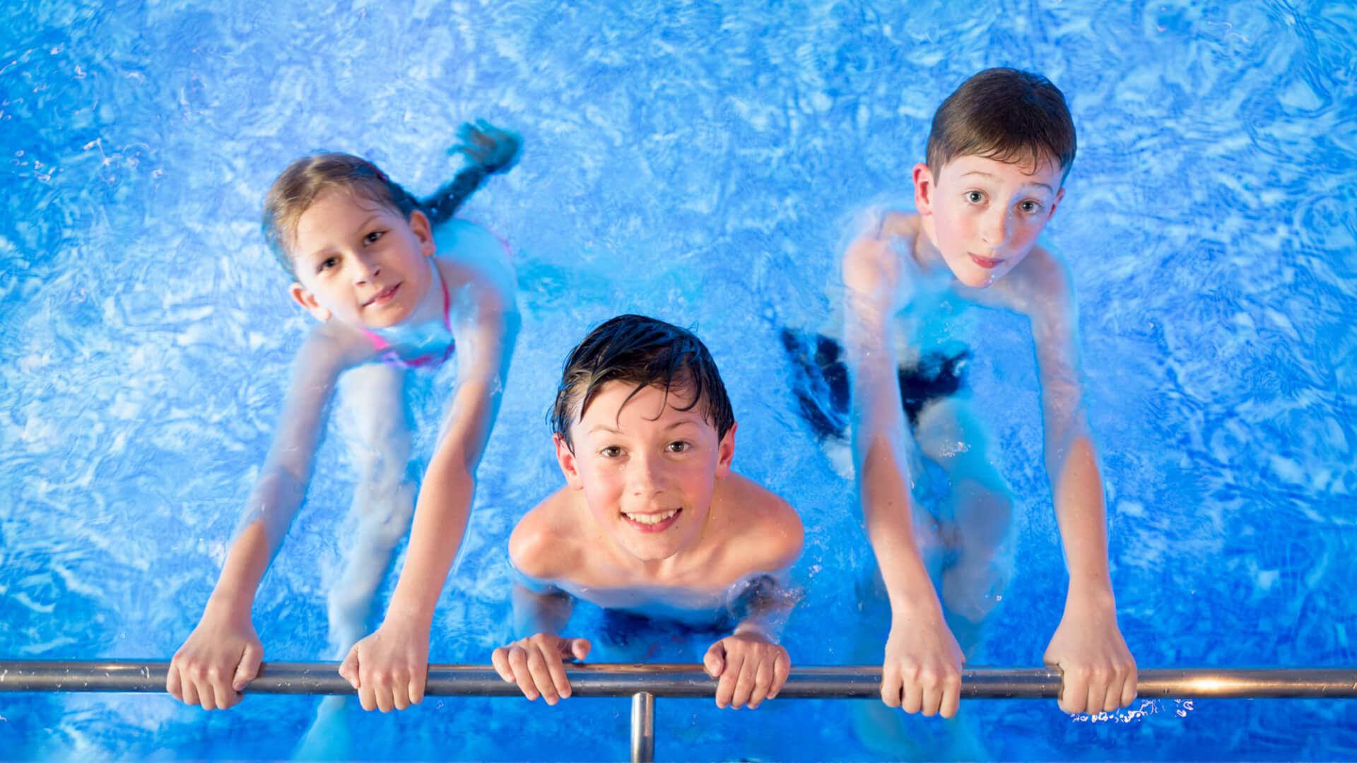 AQUAMARIN klub plavání dětí a rodin v Praze 4 Krči